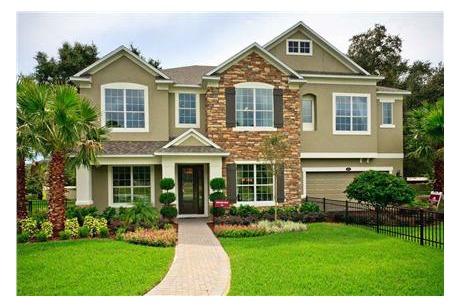 grandview model home